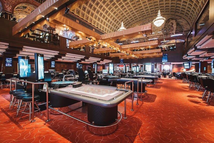 Helkväll på Casino Cosmopol