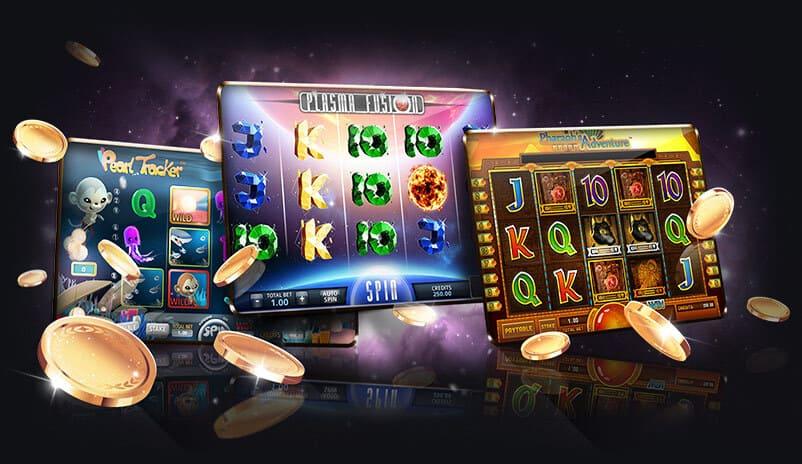 Spela slots online