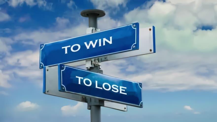 Att vinna eller förlora